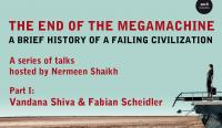 Vandana Shiva, Fabian Scheidler: Ecocide, industrial agriculture and the Megamachine