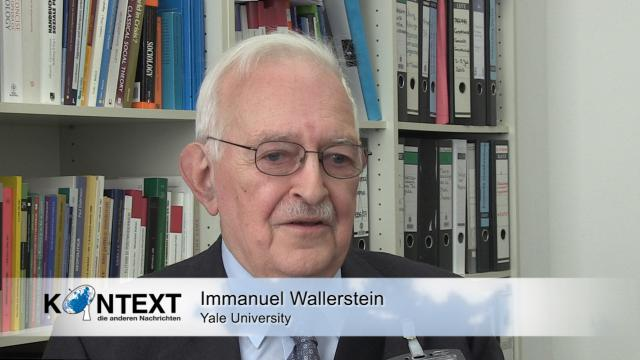immanuel wallerstein thesis Liberalism by immanuel wallerstein this article tries to analyze the works of immanuel wallerstein (after liberalism thesis/dissertation chapter.